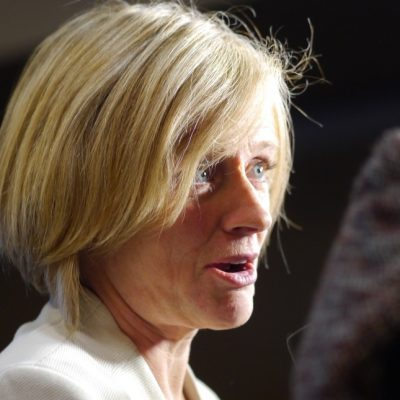 The Santa Clause: A holiday gift of biting humour from Alberta NDP Leader Rachel Notley