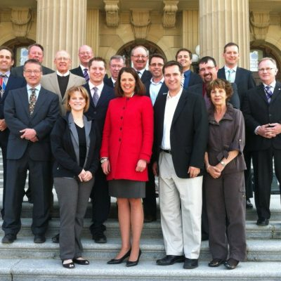 Enough with the fantasy Wildrose was Alberta's best opposition, already! It's baloney!