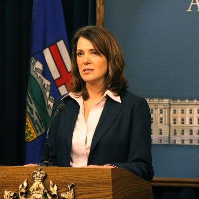 Danielle Smith to former Wildrose supporters: I didn't leave you, you left me!