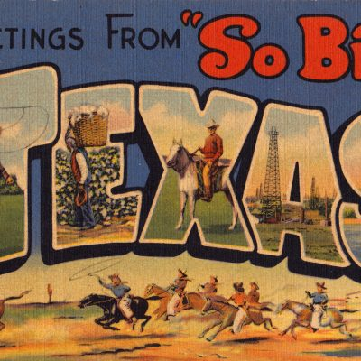 A message from the Lone Star State to the Lone Tar Province: Assignment of blame is everything