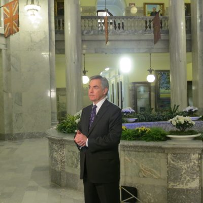 Jim Prentice's tepid pre-budget message undermined premier's case for an early election, but so what?