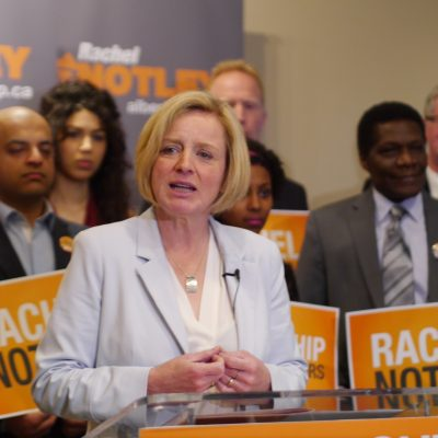 NDP's Rachel Notley introduces detailed fiscal plan – how will ordinary voters react?