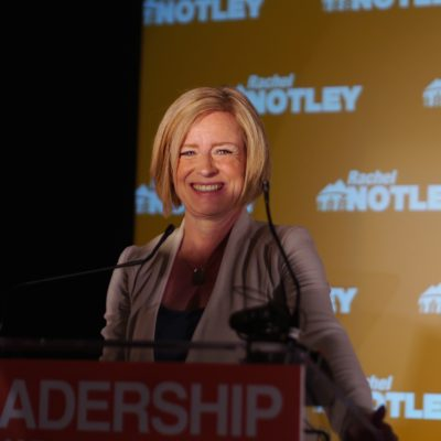 Pinch me! Am I dreaming? Canada's 'most conservative' province elects an NDP majority