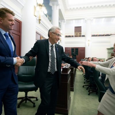 Inside baseball: Legislature picks Speaker; Albertans to get first glimpse of NDP policy Monday