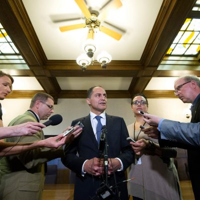 Happy Canada Day: Alberta has an extra billion, which was good luck for the NDP
