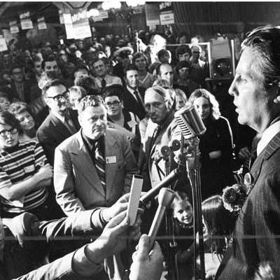 On this day in 1971, Alberta woke up to an unexpected PC government that turned out to be a dynasty