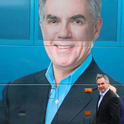 Between a rock and a hard place in Calgary-Foothills, foundering PCs' second-best hope is an NDP victory on Sept. 3