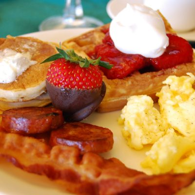 Message to the Wildrose Party: The NDP won and you're going to need breakfast!