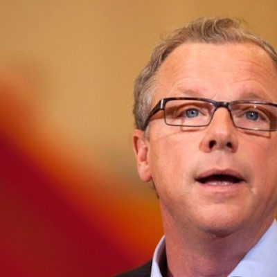 Brad Wall's call to block refugees from Syria is just more of the same old conservative wedge politics