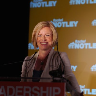 Eight months of the NDP in review: Main themes pretty much as predicted on Day 2