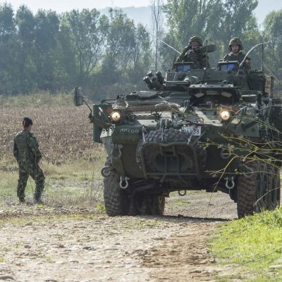 Short-term jobs and profits notwithstanding, Canada's interests are not served by Saudi armoured vehicle sale