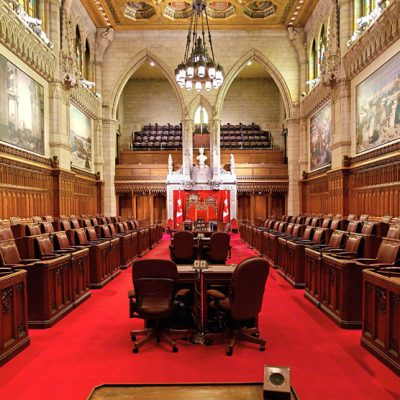 Tories' Senate gambit shows Harper still runs the party and the party still holds Parliament in contempt