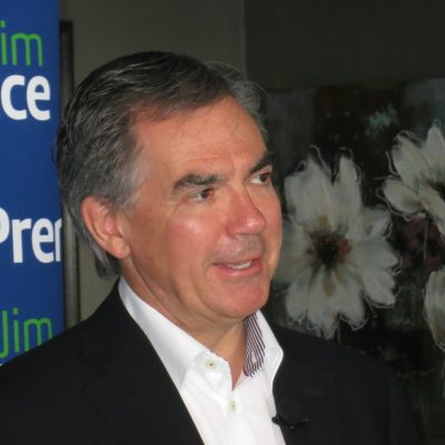 Go figure! Jim Prentice, failed former politician, resurfaces with sweet gig at Washington think tank