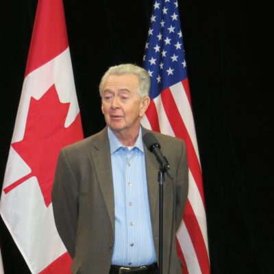 Wherever there's Alberta unite-the-right chatter, Preston Manning's name keeps popping up