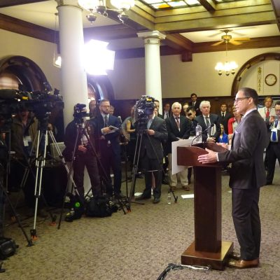 If you were secretly relieved by yesterday's NDP Alberta budget, you weren't alone …
