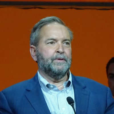 The mystery of NDP Leader Thomas Mulcair's long fall: Why didn't he see it coming?