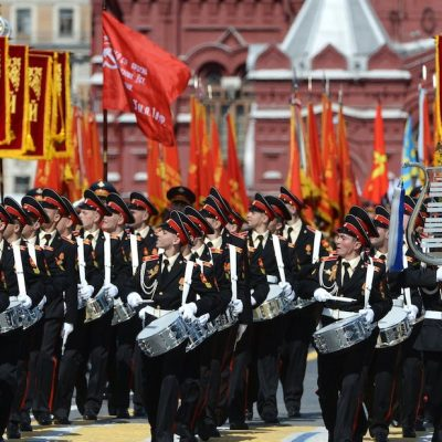 Victory Day in Moscow: some thoughts about the wisdom of messing with Russia