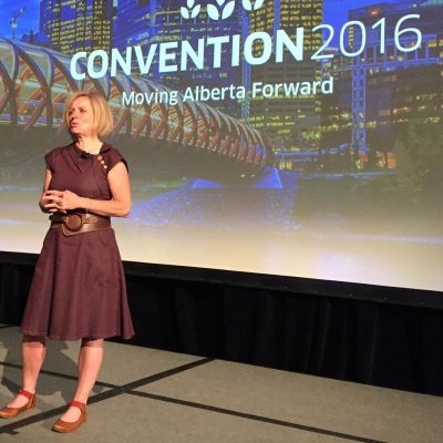 A Tale of Two Parties: NDP stages slick post-victory convention while Wildrose Opposition tears itself to pieces