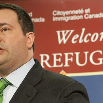 Where exactly is the 'compromise' Jason Kenney thinks the NDP should make on sexual minority rights?