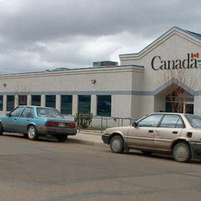 Location of immigration office in Vegreville steeped in Mulroney Era pork barrel politics, and never made sense
