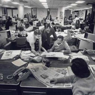 Trading press barons for social media behemoths: not an improvement for people who want news