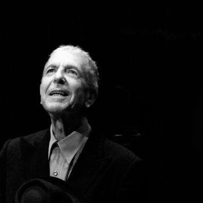Leonard Cohen, poet, musician, 1934-2016
