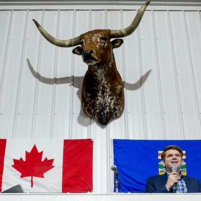 Lid's still on the unite-the-right soup the Wildrose Party's leader is cooking up, but there are hints about the recipe
