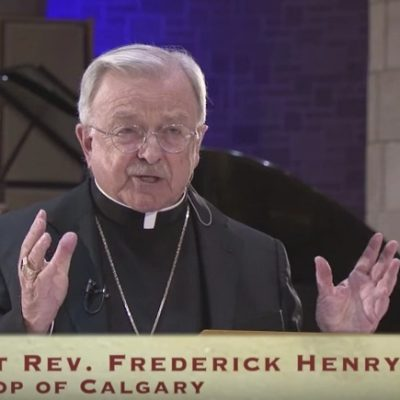 Fred Henry, departing Catholic bishop, held strong pro-labour stance in addition to controversial social conservative views