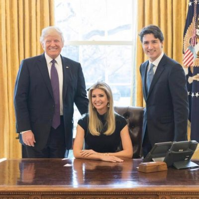 What you should worry about when you worry about President Trump – hint: not where Ivanka sits!