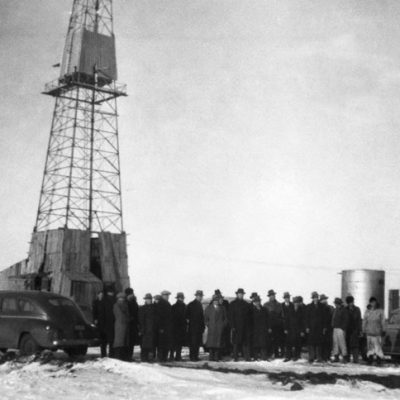Leduc No. 1 and all that: Was February 13, 1947, Alberta's unluckiest lucky day?