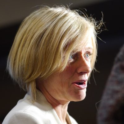 Appalled maybe, but no one should be surprised by the ugly threats against Rachel Notley