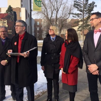 St. Albert Mayor Nolan Crouse makes it official: he wants to lead Alberta Liberals