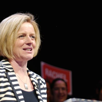 Silence on the right and in the media about NDP role as Alberta adds an impressive 20,000 full-time jobs in March