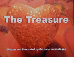 The Treasure by Alberta author Suzanne Lamontagne leads Audreys Books' Edmonton Bestseller list this week