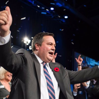 Jason Kenney wins, completing double reverse hostile takeover of Alberta's conservative parties