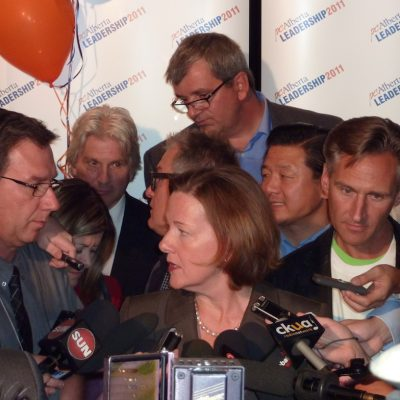 Calgary MLA Dave Rodney to make way for new Conservative Leader; ex New Democrat Karen McPherson to join Alberta Party
