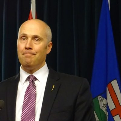 Did the Alberta Party, the political party about nothing, just have a Seinfeld coup?