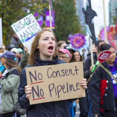 A modest proposal to defuse the looming constitutional andnational unity crisis caused by Western Canadian pipeline plans
