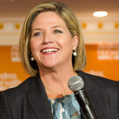 Andrea Horwath will be Ontario's next premier – remember where you heard it first, Albertans