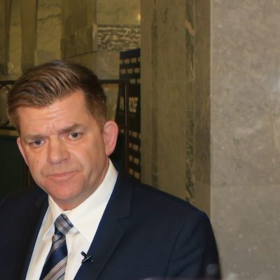 Brian Jean, former Opposition leader and unsuccessful contender to lead United Conservative Party, quits Alberta politics