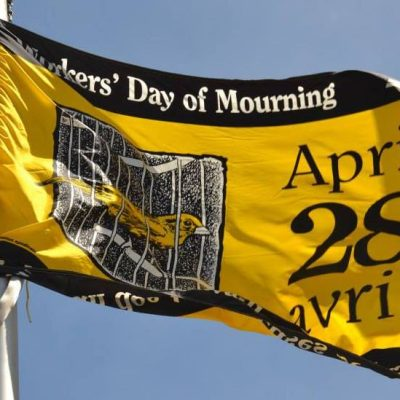 Today's Day of Mourning pieties aside, Alberta workplace injuries are vastly underreported