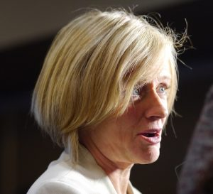 11 days from the brink, and Rachel Notley's dice roll brings back memories of Mulroney and Meech