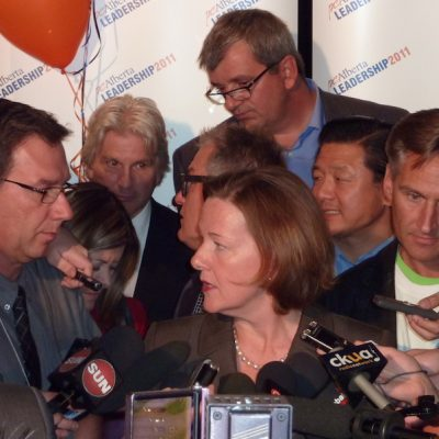 The United Conservative campaign strategy after Red Deer: Tom Olsen and the Wreckage offer hints