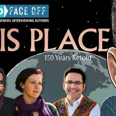 'This Place, 150 Years Retold,' a collection of graphic fiction by Indigenous authors, tops Audreys Books'  Edmonton bestseller list