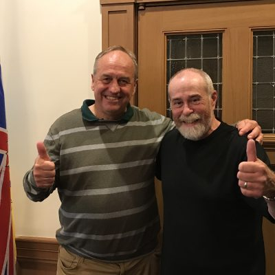 It was a delight to talk with Andrew Weaver about Jason Kenney, details to follow soon