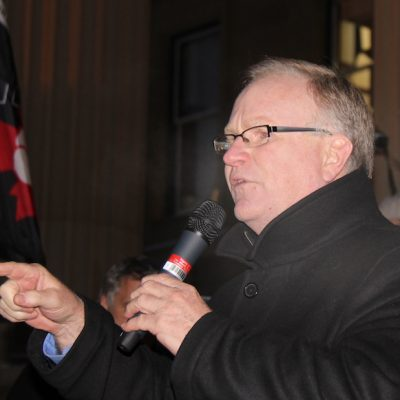 Colourful former Wildrose MLA Joe Anglin finds another windmill to tilt at, for Freedom Conservative Party
