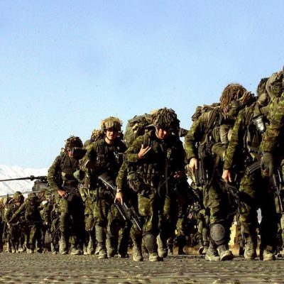 Calling Peter MacKay! Could you remind us what we were fighting for in Afghanistan again?