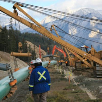 Pipeline politics in Canada circa 2018: Destroying the rule of law in order to save it