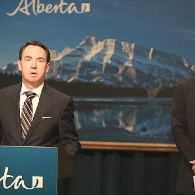 Kenney Conservatives find the perfect policy panel to push the working poor back to penury