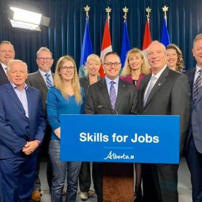 Post-secondary review: Alberta prepares to train the workforce of yesterday, starting tomorrow!